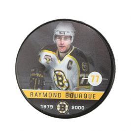 Puk Inglasco NHL Ray Bourque 77