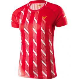 Dámské funkční tričko Victor Denmark 6609 Red