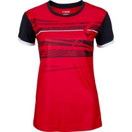 Dámské funkční tričko Victor 6079 Red