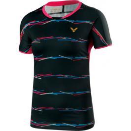 Dámské funkční tričko Victor 6669 Black