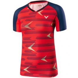 Dámské funkční tričko Victor International 6649 Red