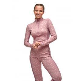 Dámské tričko Kari Traa Rose H/Z růžové
