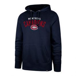 Pánská mikina s kapucí 47 Brand Outrush NHL Montreal Canadiens