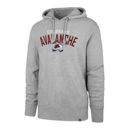 Pánská mikina s kapucí 47 Brand Outrush NHL  Colorado Avalanche