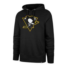 Pánská mikina s kapucí 47 Brand Headline Hood Imprint NHL Pittsburgh Penguins