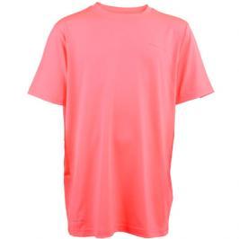 Dětské tričko Endurance Parbin Unisex Melange SS Tee růžové