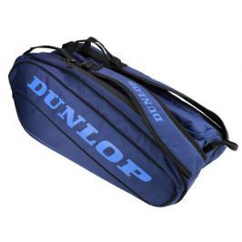 Taška na rakety Dunlop Team 12 Racket Thermo Navy