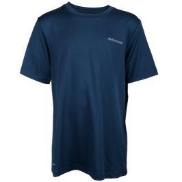 Dětské tričko Endurance Parbin Unisex Melange SS Tee tmavě modré