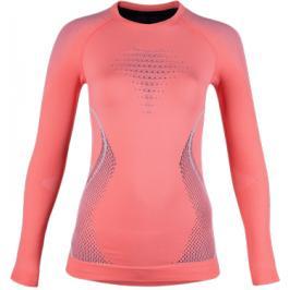 Dámské tričko UYN Evolutyon UW Shirt LS světle oranžové