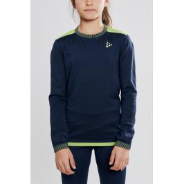 Dětské tričko Craft Fuseknit Comfort Junior tmavě modré