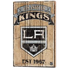 Nástěnná deska WinCraft Established NHL Los Angeles Kings