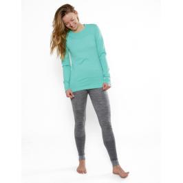 Dámské tričko Craft Fuseknit Comfort LS světle zelené