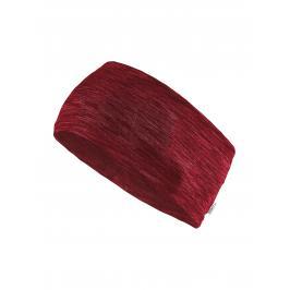 Čelenka Craft Melange červená