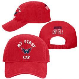 Dětská kšiltovka pro batole Outerstuff My First Cap NHL Washington Capitals