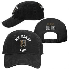 Dětská kšiltovka pro batole Outerstuff My First Cap NHL Vegas Golden Knights