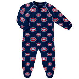 Dětský overal Outerstuff Raglan Zip Up NHL Montreal Canadiens