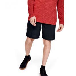 Pánské šortky Under Armour Vanish Woven černé