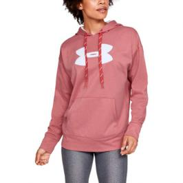 Dámská mikina Under Armour Synthetic Fleece Chenille Logo PO Hoodie
