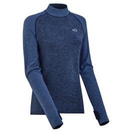 Dámské tričko Kari Traa Luftig LS modré