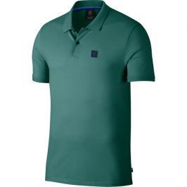 Pánské tričko Nike Court Advantage Polo Essential Mystic Green