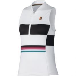 Dámské tričko Nike Court Dri-FIT Tank Power White