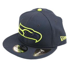 Kšiltovka New Era 9Fifty Team Outline NFL Seattle Seahawks