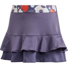 Dívčí sukně adidas G Frill Skirt Purple - vel. 152