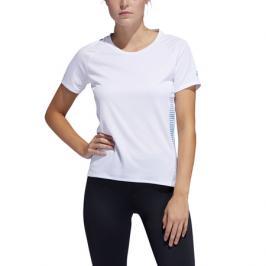 Dámské tričko adidas 25/7 Rise Up N Run Parley bílé
