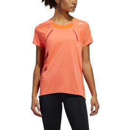Dámské tričko adidas Heat.Rdy oranžové