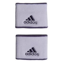 Potítka adidas Tennis Wristband Small Purple (2 ks)
