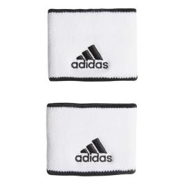 Potítka adidas Tennis Wristband Small White (2 ks)