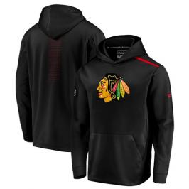 Pánská mikina s kapucí Fanatics Rinkside Synthetic Pullover Hoodie NHL Chicago Blackhawks