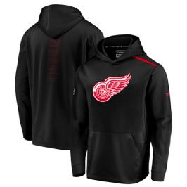 Pánská mikina s kapucí Fanatics Rinkside Synthetic Pullover Hoodie NHL Detroit Red Wings