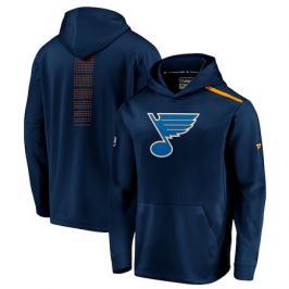 Pánská mikina s kapucí Fanatics Rinkside Synthetic Pullover Hoodie NHL St. Louis Blues