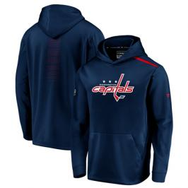 Pánská mikina s kapucí Fanatics Rinkside Synthetic Pullover Hoodie NHL Washington Capitals