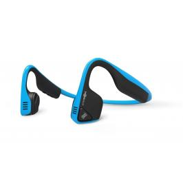 AfterShokz Trekz Titanium Bluetooth sluchátka před uši modrá