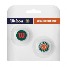 Vibrastop Wilson Roland Garros Vibra Logo