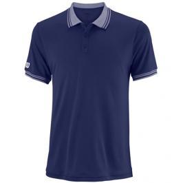 Pánské tričko Wilson Team Polo Navy