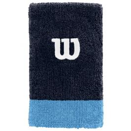 Potítka Wilson Extra Wide Wristband Navy/Blue