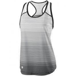 Dámské tílko Wilson Team Striped Black/White