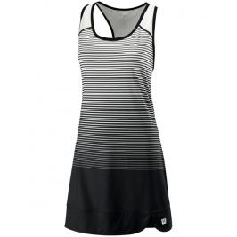 Dámské šaty Wilson Team Match Dress Black/White