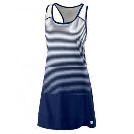 Dámské šaty Wilson Team Match Dress Navy/White