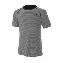Pánské tričko Wilson Training Crew Grey