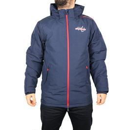 Pánská bunda Fanatics Authentic Pro Rinkside Full-Zip Parka Jacket NHL Washington Capitals