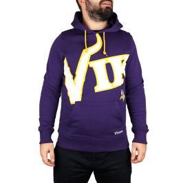 Pánská mikina s kapucí Fanatics Oversized Graphic OH Hoodie NFL Minnesota Vikings