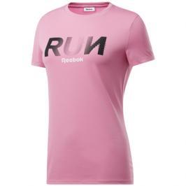 Dámské tričko Reebok Graphic růžové