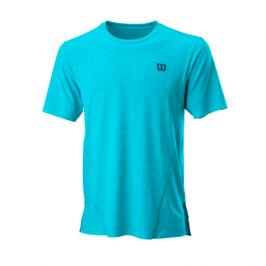 Pánské tričko Wilson Kaos UL Crew Blue