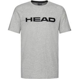Pánské tričko Head Club Ivan Dark Grey/Black