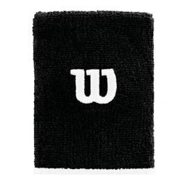 Potítka Wilson Extra Wide Wristband Black/White