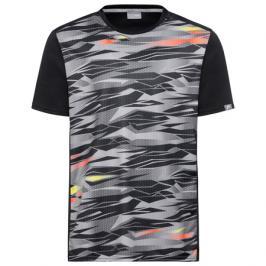 Pánské tričko Head Vision Slider Black/Grey